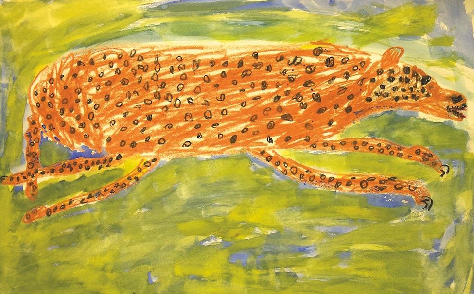 Anton Starmans 7 v Gepardi